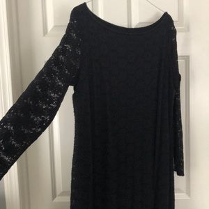Little black Maternity dress, size L